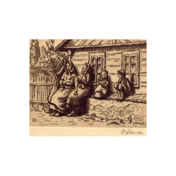 Women in the village