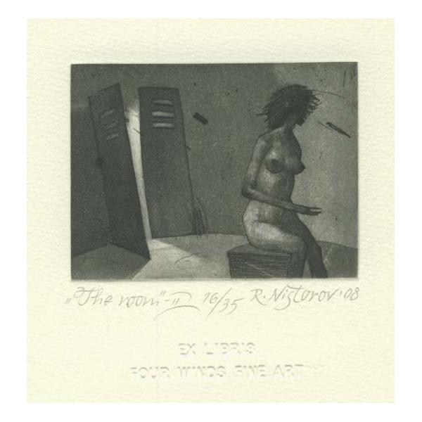The room II Exlibris